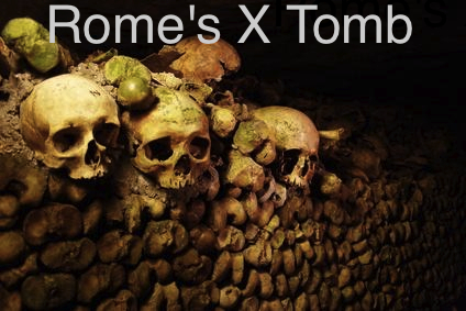 The Mystery of Rome's X Tomb