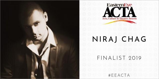 ACTA Award Nomination for Contemporary Music